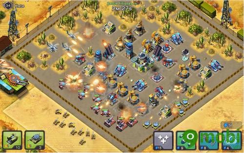 tải Iron Desert cho iOS 8,9