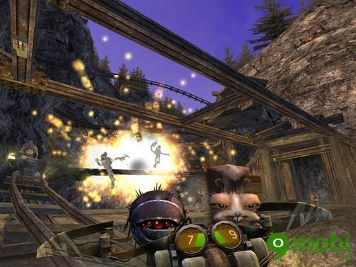 tải Oddworld: Stranger's Wrath cho iPhone
