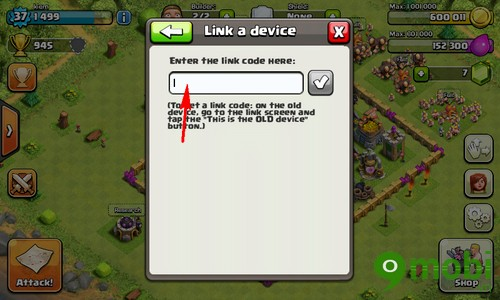 dong bo game clash of clans sang iphone 6 plus, 6, ip 5s, 5, 4s, 4