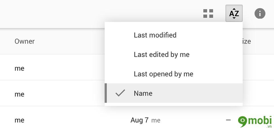 sử dụng Google Drive đúng cách