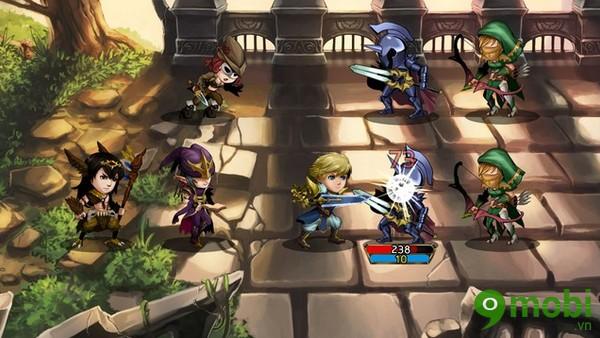 game Vimala Defense Warlords cho iOS