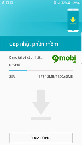 cap nhat android 7 0 cho samsung galaxy s7 edge 4