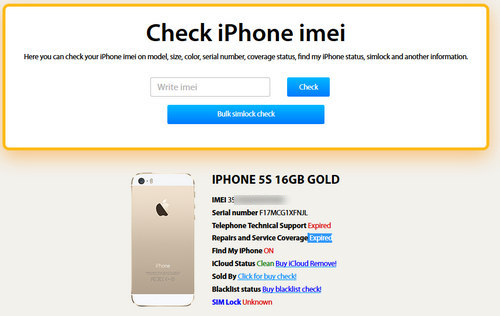 4 web check imei iphone ipad kiem tra imei mien phi 4
