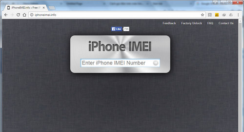 4 web check imei iphone ipad kiem tra imei mien phi 5