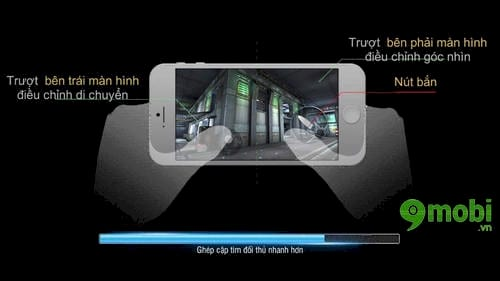 cach cai choi truy kich mobile tren dien thoai iphone android samsung oppo htc 9
