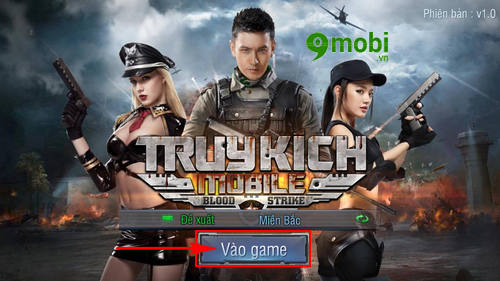 dang ky tao tai khoan truy kich mobile game ban sung mobile tren iphone android 3