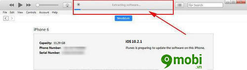 cach cap nhat ios 10 3 cho iphone ipad bang itunes ota 10
