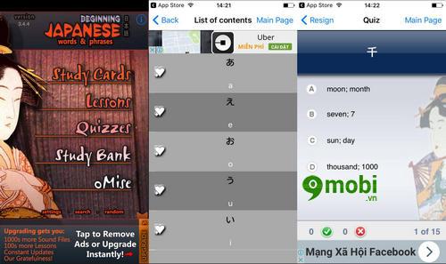 top 10 ung dung hoc tieng nhat hay nhat tren iphone 5