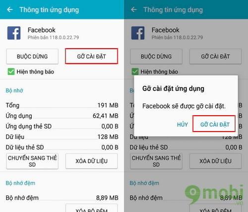 xoa del go bo facebook apps tren android va iphone 14