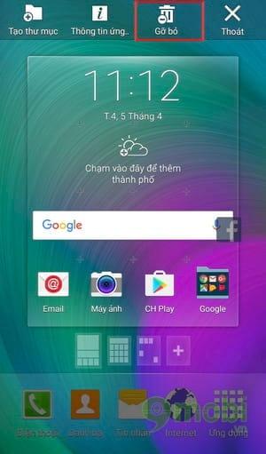 xoa del go bo facebook apps tren android va iphone 10