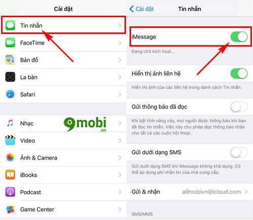 cach sua loi iphone khong the gui tin nhan sms 5