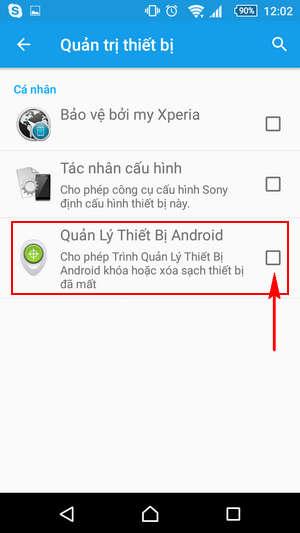 Cách cài         ứng dụng định vị trên điện thoại Android, cài định vị trên đi