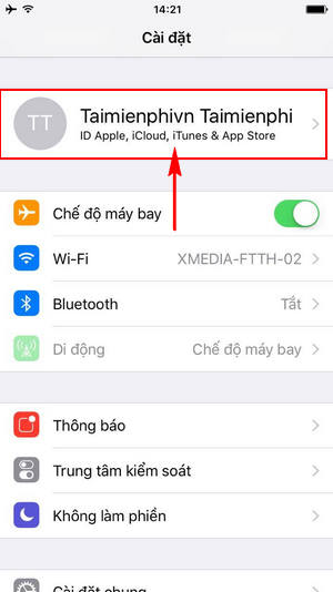 cach cai ung dung dinh vi tren iphone ipad 3
