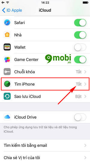 cach cai ung dung dinh vi tren iphone ipad 5