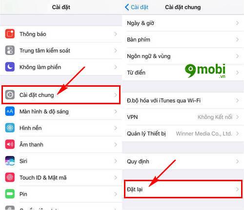 sua loi iphone ipad khong vao duoc 3g 4g 5