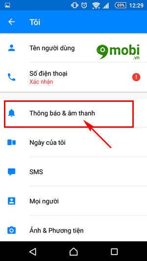 cach xoa da xem tren facebook messenger cho dien thoai 3