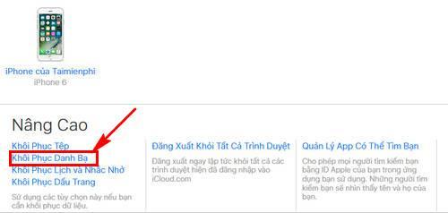huong dan khoi phuc file da bi xoa tren icloud video anh danh ba 7