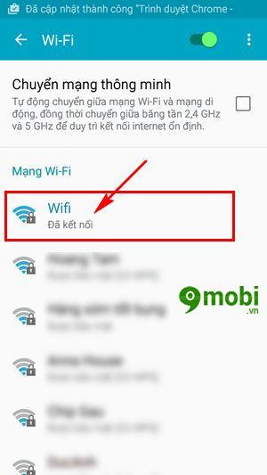 khac phuc loi dien thoai khong vao duoc wifi 11