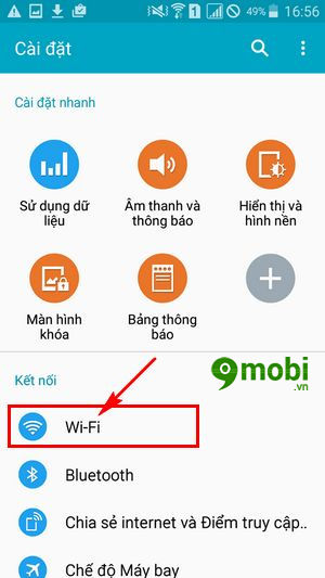 khac phuc loi dien thoai khong vao duoc wifi 10