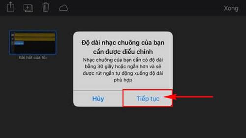 meo tao nhac chuong cho iphone khong can itunes va may tinh 32