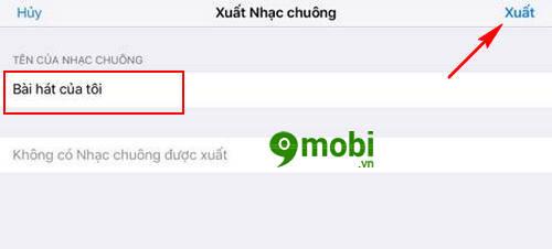 meo tao nhac chuong cho iphone khong can itunes va may tinh 33