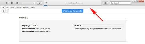 cach cap nhat ios 10 3 1 cho iphone ipad bang itunes ota 9