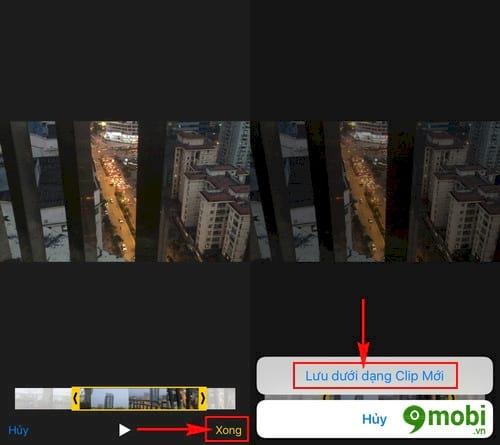 cach cat crop video tren iphone ipad 5