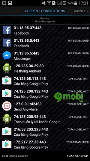 tracker theo dien thoai android