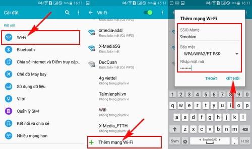 khac phuc loi dien thoai khong bat wifi duoc 3