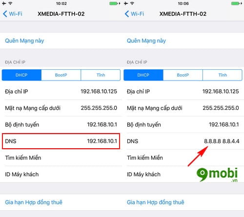 sua loi khong vao duoc ung dung facebook tren iphone 3
