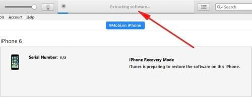 cach dua iphone ipad ve che do recovery mode de restore iphone 8
