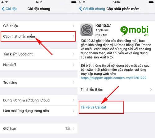 cach sua loi airdrop khong hoat dong tren iphone 7 7 plus airdrop not working 4