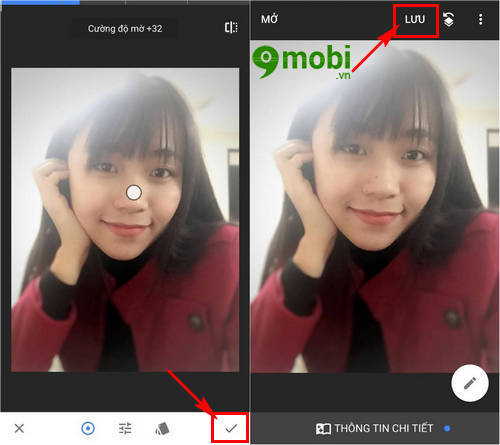 cach xoa phong anh tren dien thoai android iphone 7