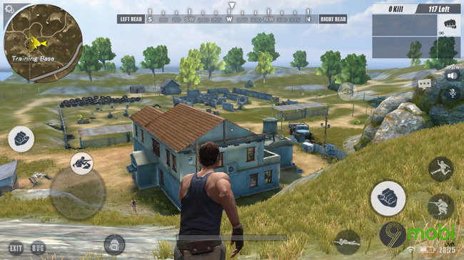 Tong Hop Game Giong Pubg Tren Mobile