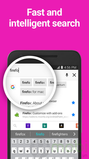 firefox 59 cho android ho tro phat lai hls cai thien che do duyet web an danh 3