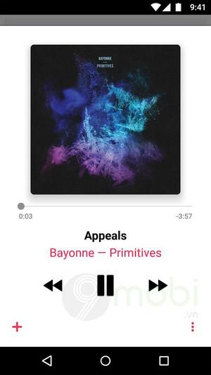 apple cap nhat ung dung apple music cho android bo sung trai nghiem video moi 3