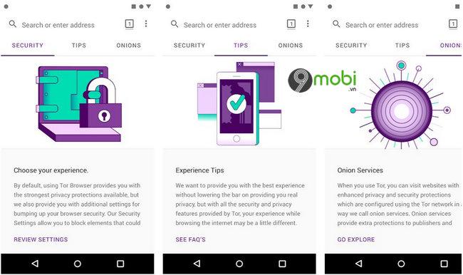 Tor Browser 8 5 cho Android hiện có sẵn trên cửa hàng Play Store