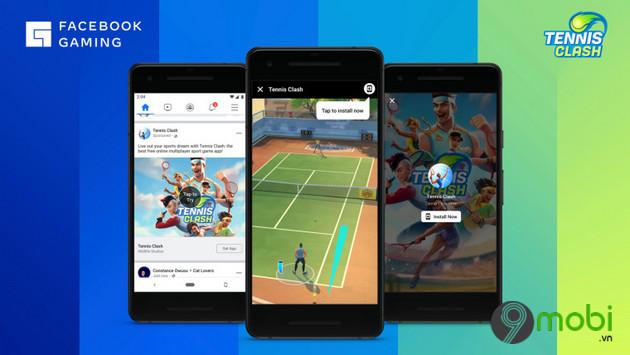 facebook ra mat cac tro choi dam may tren android va pc 2