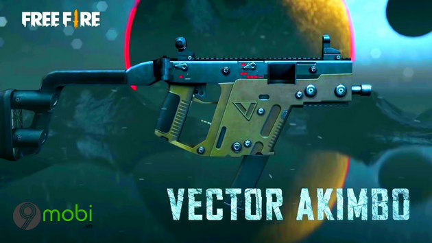 chi tiet sung vector moi trong free fire
