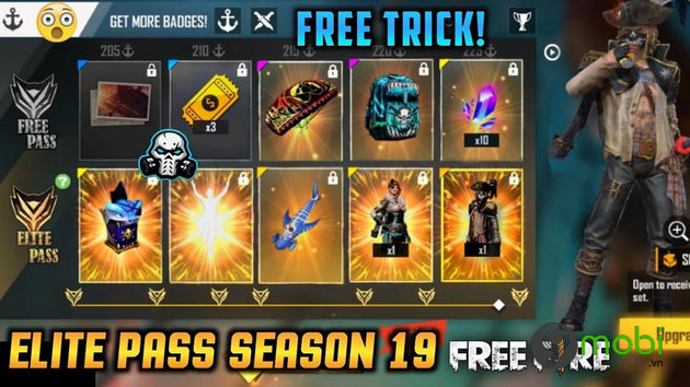 cach nhan skin sung mien phi trong free fire