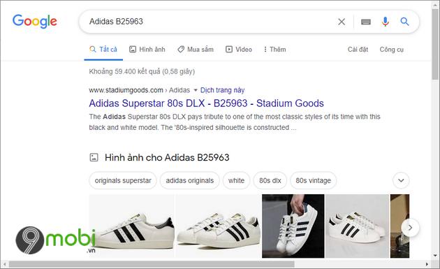 cach phan biet giay adidas hang real va fake