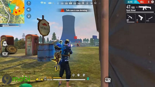 cach chinh do nhay auto headshort trong free fire