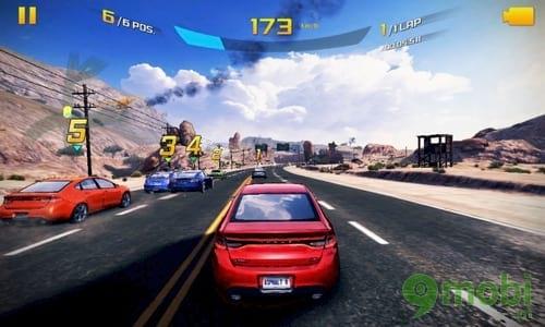 cach choi game asphalt 8 tren samsung galaxy c9 pro 4