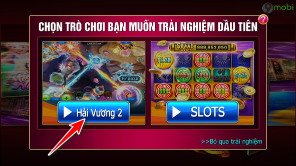 cach cai dat game tho san ca tren Android