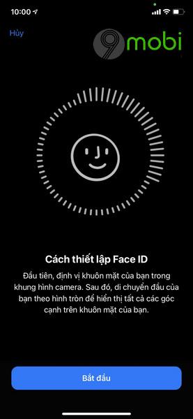face id khong nhan khuan mat tren ios 14 4