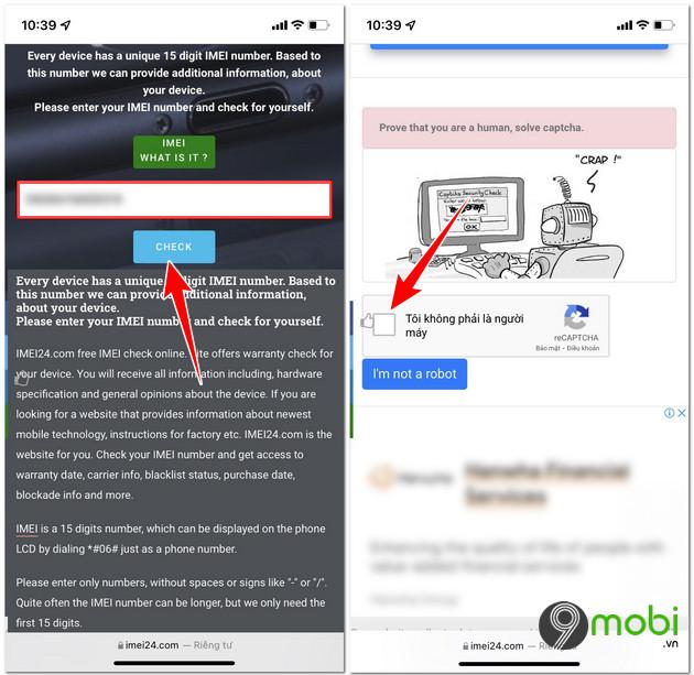 kiem tra icloud an tren iphone ipad