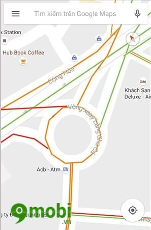 meo tranh tac duong gio cao diem bang google maps 4