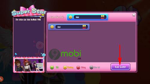 code au mobile vng 3
