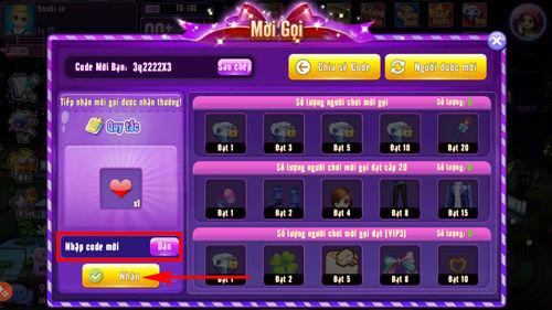 code au mobile vng 9