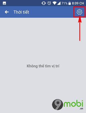 bat thong bao thoi tiet tren facebook 5
